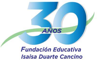 Felicitaciones 30 Años FEIDC