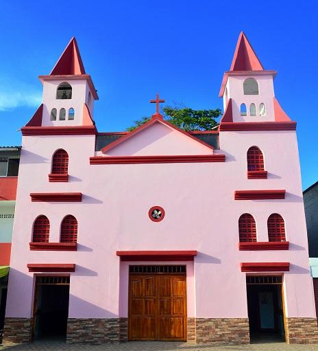 Nuestra Señora del Carmen- Necoclí1
