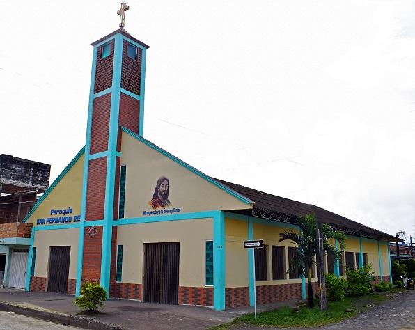 San Fernando Rey - Apartadó2