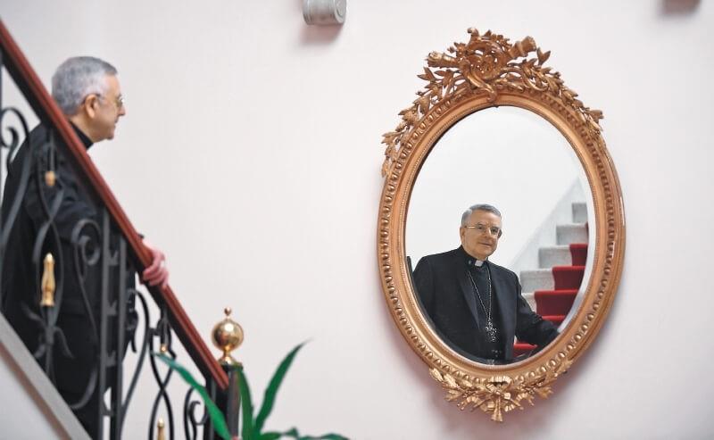 """""""Hay que negociar con el Eln"""": nuncio apostólico"""""""
