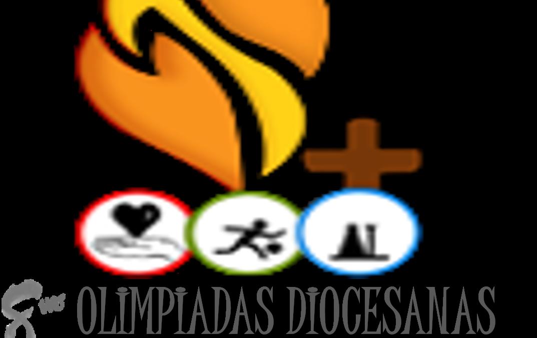Invitación VIII Olimpiadas Diocesanas 2019