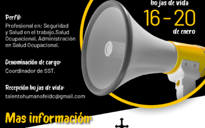 Convocatorias FEIDC