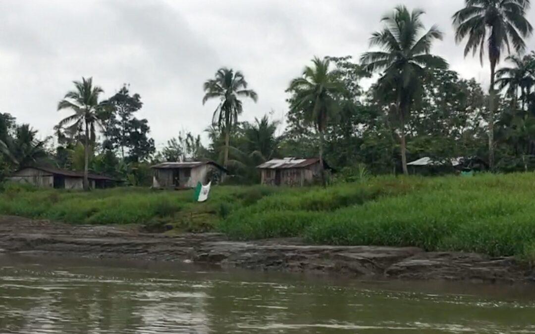 Misión pastoral y humanitaria en el Alto Baudó