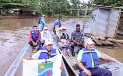 Comunicado misión humanitaria al Bajo Atrato, Chocó.